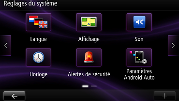 R-Link Evolution Settings Android Auto.png